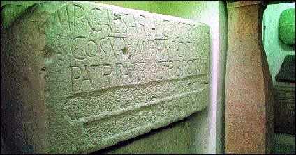 Gijón. El faro romano de la Campa Torres