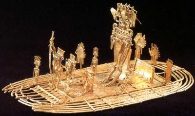 Colombia. El Museo del Oro