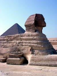 Descubren el secreto de la Esfinge de Giza