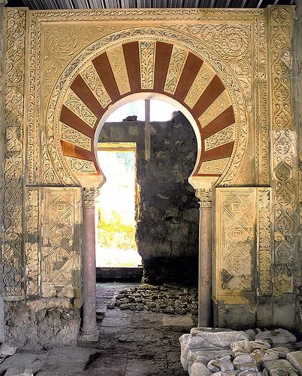Dar al-Muk Casa Real Medina Azahara TA