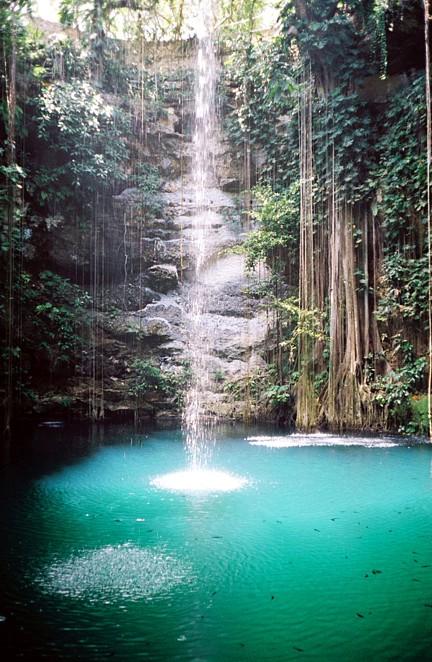 Cenote Chichen Mayas 03