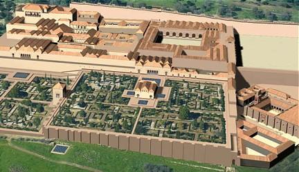 Reconstrucción Medina Azahara 3