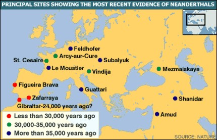 NeanderthalsSitesTA