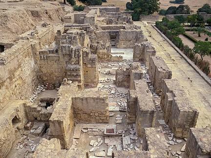 Habitaciones anejas Medina Azahara TA