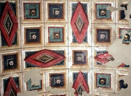 Casa de Augusto Palatino Roma 03