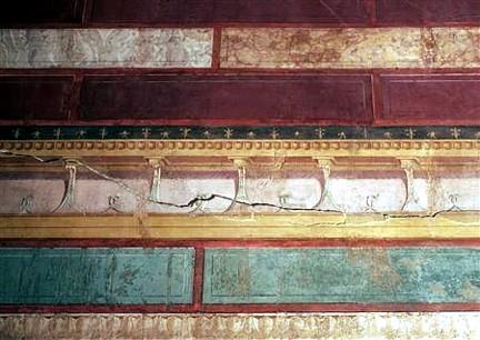 Casa de Augusto Palatino Roma 08