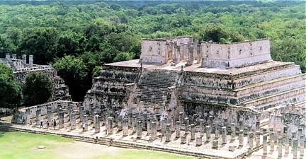 Cenote Chichen Mayas 01