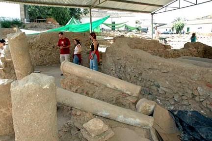 Mausoleo Romano Mérida Almendralejos 01TA