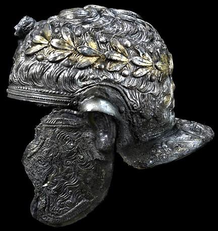 casco romano 01 Terrae Antiqvae