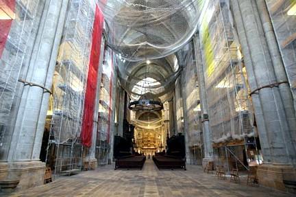 Catedral Tarragona obras