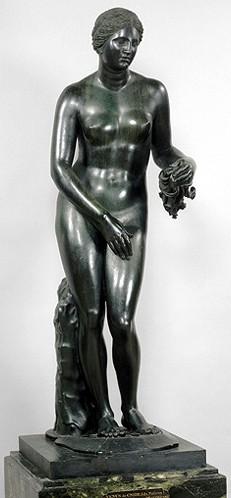 Praxíteles Venus de Cnido TA