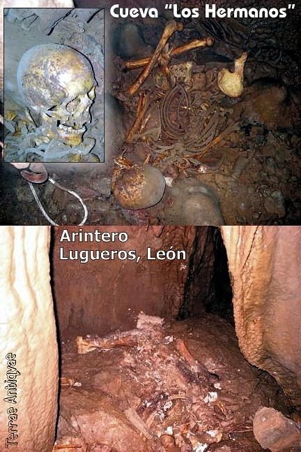 Cueva Dos Hermanos Arintero León