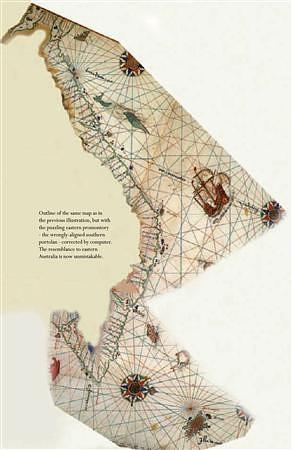 map reuters astralia TA