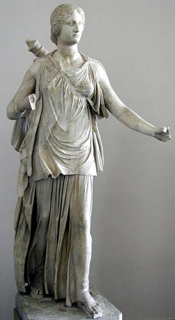 Artemis Museo de Pergamo