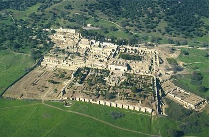 Reconstrucción Medina Azahara 1
