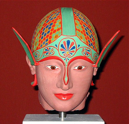 Aphaiatemplet Aigina 500 aC