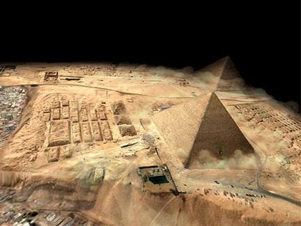 Khefu pirámide construcción 7 DASSAULT SYSTEMES ta