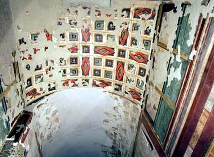 Casa de Augusto Palatino Roma 05