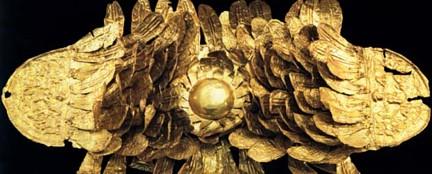 oro etrusco corona
