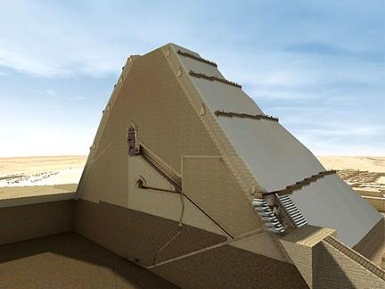 Khefu pirámide construcción 2 DASSAULT SYSTEMES ta