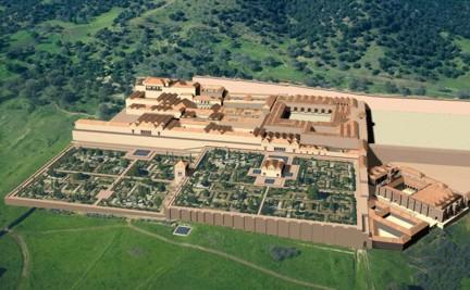 Reconstrucción Medina Azahara 2