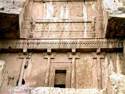 Persépolis Sivand Dam 04 ta