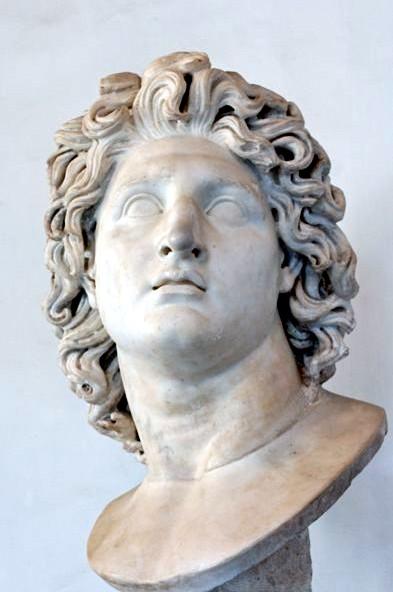 Alejandro Helios Museo Capitolino ta