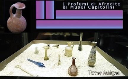 Exposición Afrodita Perfumes