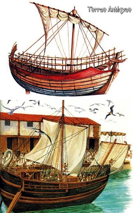 BarcosRomanosCarga2TA