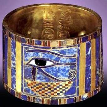 El Ojo De Horus Amuleto Y Medida Terrae Antiqvae