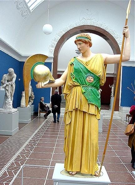 Rekonstruktion af Athena Lemnia