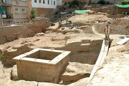 Mausoleo Romano Mérida Almendralejos 04TA