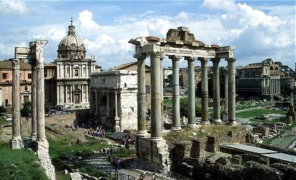 Templo de Júpiter en Foro Romano 01 Terrae Antiqvae