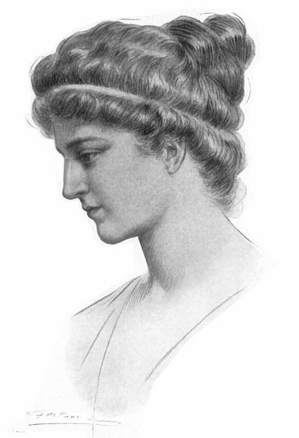 Hypatia retrato