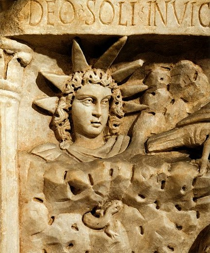 Mitra Soli Invictus 01 Terrae Antiqvae