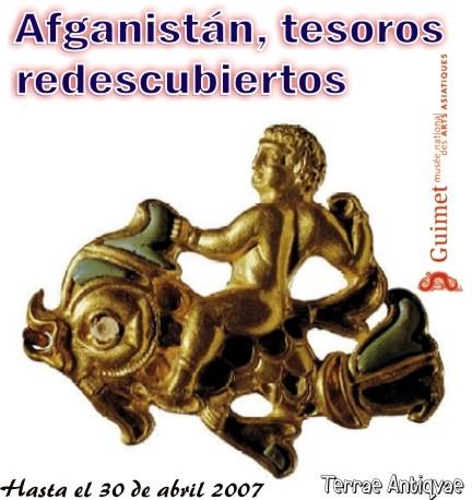 Afganistán tesoros 00TA