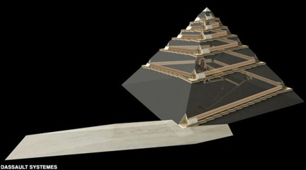 The complexities of the Great Pyramid's