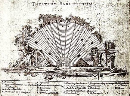Teatro Romano Sagunto 101