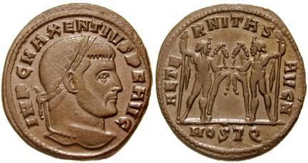 Moneda Majencio