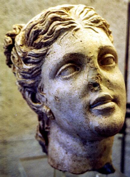 busto femenino etrusco TerraeAntiqvae