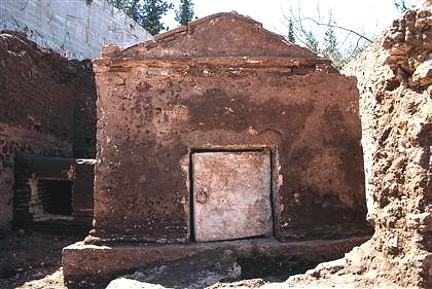 tumba Cefalonia Grecia 30