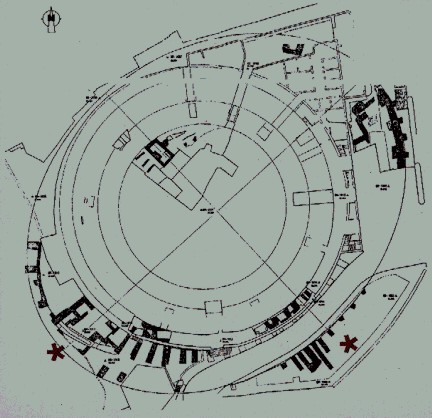 Plano Antiteatro Cartagena
