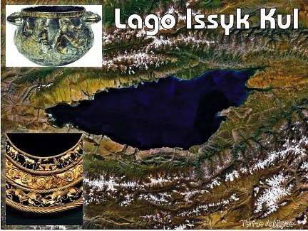 lago Issyk Kul escitas
