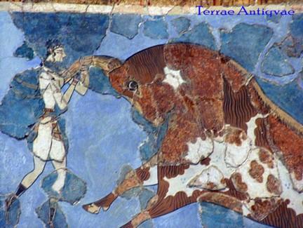 Minoicos (Creta) y egipcios en Avaris y Malqata (Egipto) La ...