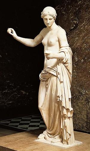 Praxíteles Venus de Arles TA