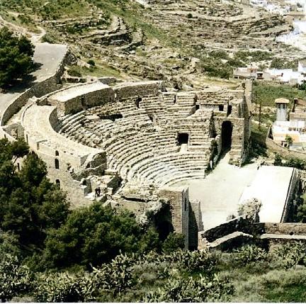 Teatro romano Sagunto 60