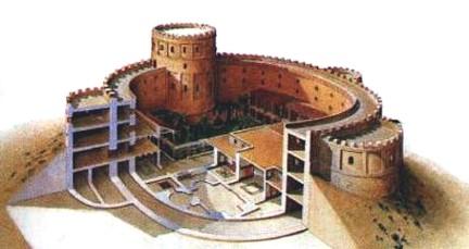 Herodión palacio fortaleza Herodes
