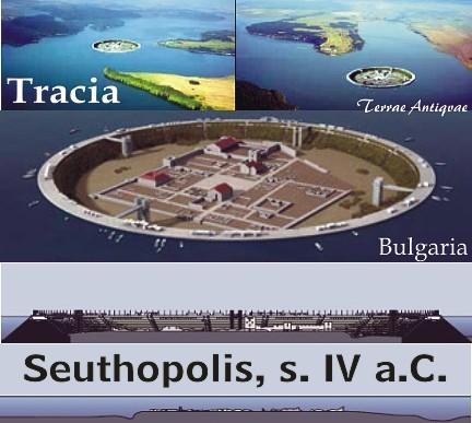 Seuthopolis Tracios s. IV a.C.