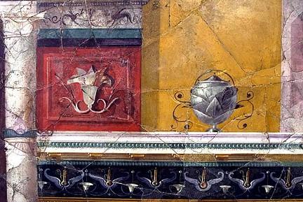 Casa de Augusto Palatino Roma 01