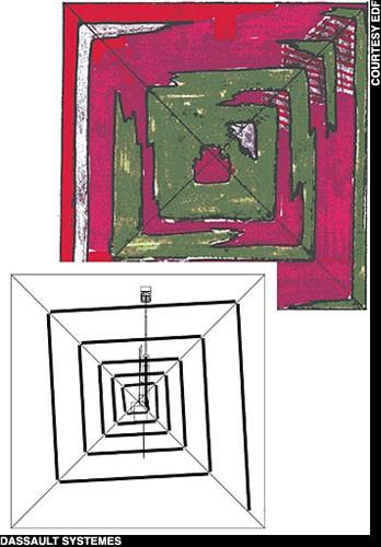 A microgravimetry survey of the Great Pyramid